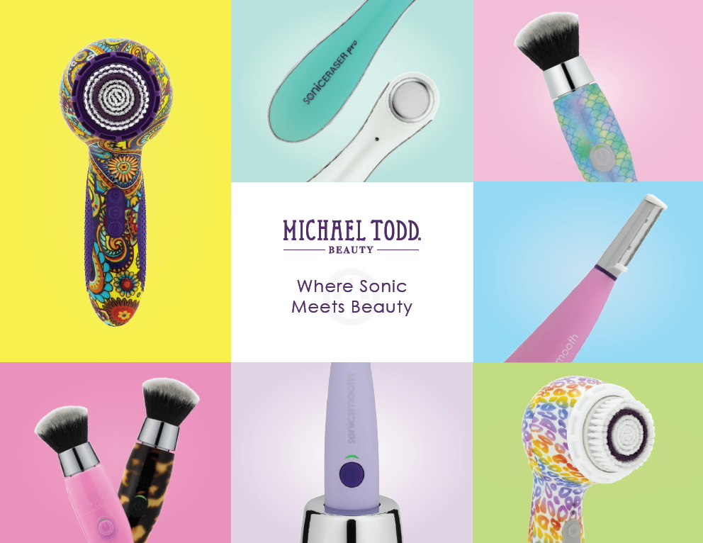 MICHAEL TODD BEAUTY x COLUMBUS PARTNER FOR ASIA