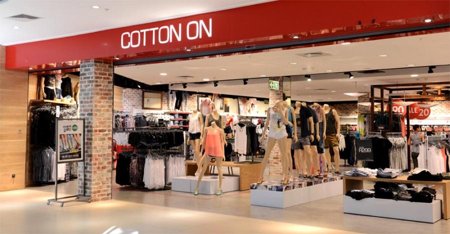 COLUMBUS PARTNER'S NEW CREW : Cotton On & Typo
